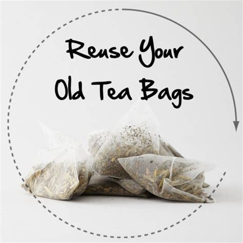 how to use tea bags reuse your old tea bags mommy emu