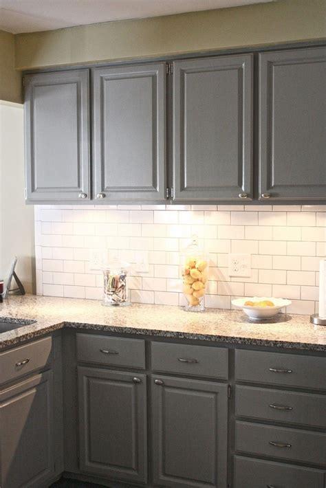 grey kitchen cabinets backsplash quicua com kitchen artistic kitchen decoration using white subway