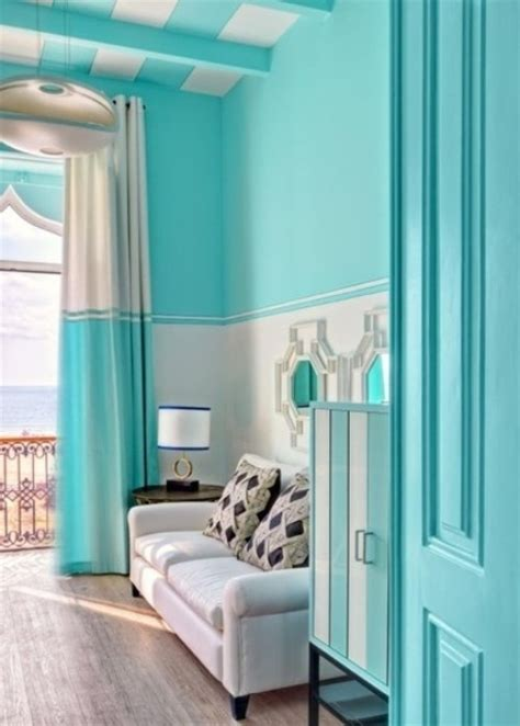 cool home decor ideas 36 cool turquoise home d 233 cor ideas digsdigs
