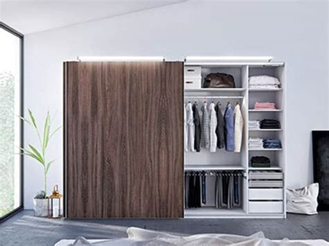 Modular Wardrobe Doors - h 228 fele s modular sliding door fittings for wardrobes