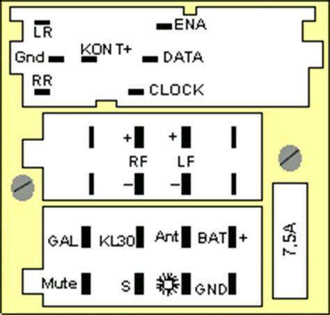 audi gamma cc pinout diagram pinoutguide