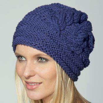 Modèle Tricot Bonnet Femme Gratuit