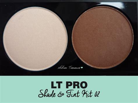 Lt Pro Shade Tint Kit 02 6gr lt pro shade tint kit 02 silver treasure on a