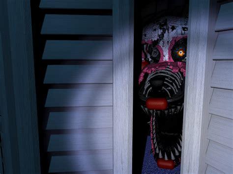 Nightmare In Closet by Fnaf4 Update Silver Thread 1 Fivenightsatfreddys