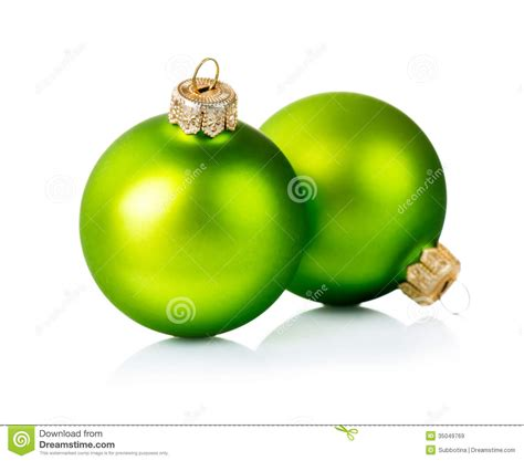 green christmas decorations christmas green decorations royalty free stock images