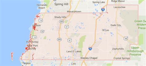 Pasco County Florida Property Records Search Sinkhole Properties In Ta Bay Area Interactive