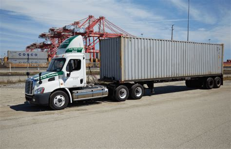 rng helping trucking companies improve air quality for california ports ngt news