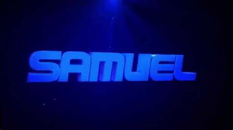 intro the game minha intro samuel by universo games youtube