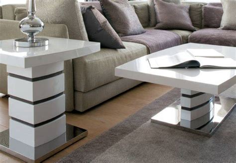 greenapple furniture rimini lacquered gloss grey