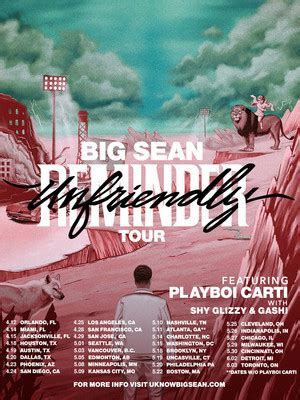 big sean poster big sean house of blues boston ma tickets