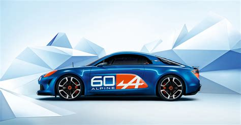 renault alpine celebration alpine celebration concept unveiled at le mans previews