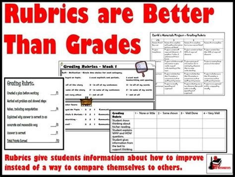 7 Ways To Get Better Grades by 1000 Ideas About Rubrics On Students Common