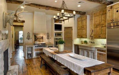 Antique French Farmhouse Kitchen Tables