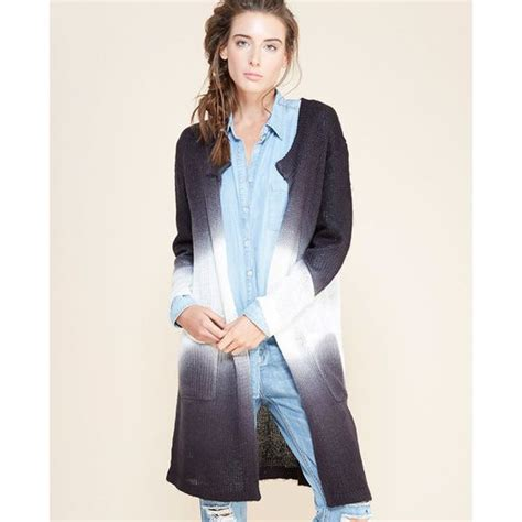 Daster Ombre soft ombr 233 duster cardi with pockets 23 cad liked on