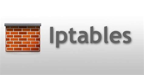 iptables block iptables linux firewall your own linux