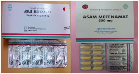 Obat Asam Mefenamat Hpai Obat Sakit Gigi Pusat Produk Hpai