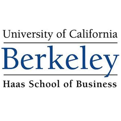 Of California Berkeley Part Time Mba by Haas School Of Business