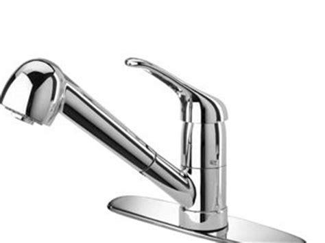 Kitchen Faucet Sprayer Leaks by Water Leak In Kitchen Sprayer Faucet