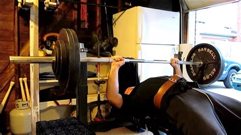 how to get your max bench press up bench press up to 290 x 4 youtube
