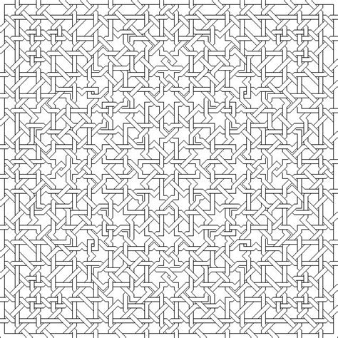 islamic pattern sheet 17 best images about geometric patterns coloring pages on
