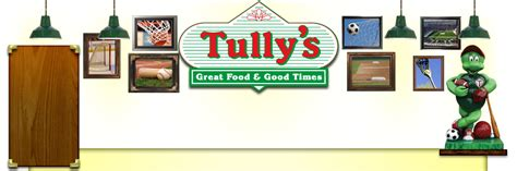 Tullys Gift Card - tully s good times