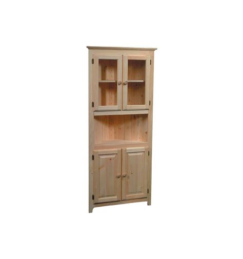 32 Inch Afc Corner Cabinet With Doors Simply Woods Corner Storage Cabinet With Doors