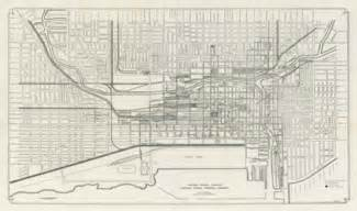 Chicago Underground Tunnels Map by Chicago Tunnels Map Submited Images Pic2fly