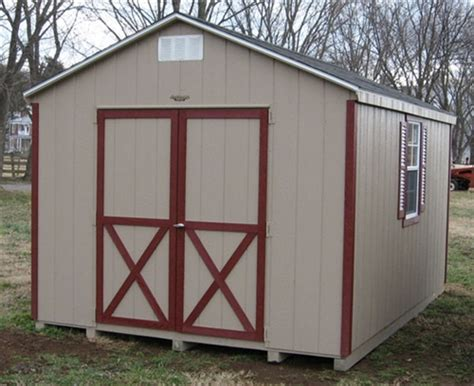10x12 Storage Shed 10x12 A Frame Wood Shed Kit