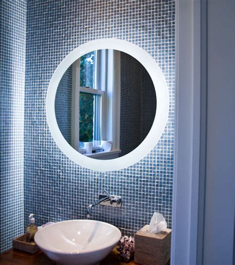 Modern Bathroom Mirror Products Modern Bathroom Mirrors Toronto By Lumidesign