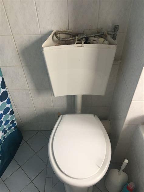 Nieuwe Spoelbak Toilet by Toilet In Badkamer Nieuwe Stortbak Werkspot