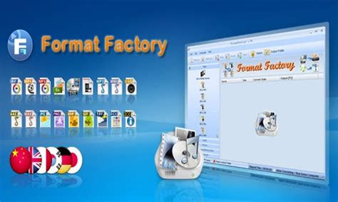 format factory portable 4 0 free portable software free download format factory 3 2 0