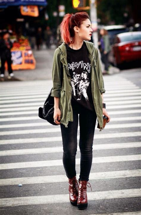 More Grunge Looks 25 best ideas about grunge winter on