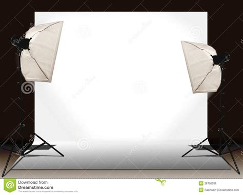 setting lights to studio lights setting royalty free stock image image