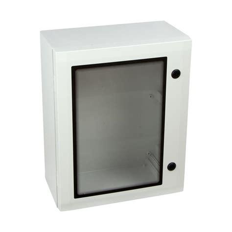 armadio elettrico armadio elettrico fibox arca 504021w 8120131 automation24