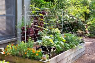 Vegetable Trellis Ideas 3 Ways To Use Cattle Panels In The Garden Bonnie Plants