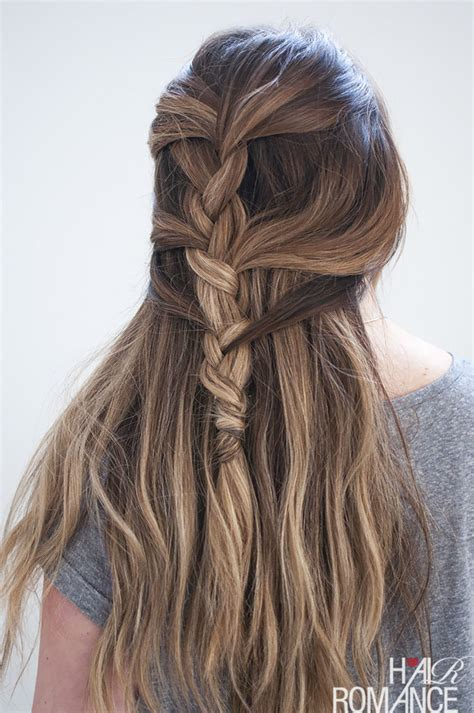 loose braids pictures loose french braid tutorial for long hair hair romance