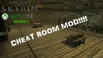 A Room Cheats by Skyrim Se Mod Showcase 1 Room Mod Xbox 1