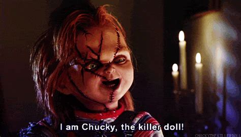 chucky movie update one day you receive a gift from an anonymous sender when