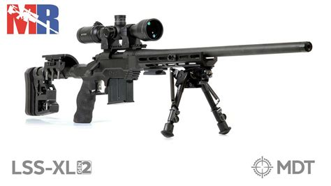 Mcrees Rifle Vs Mba by Mdt Lss Xl Gen2 Rifle Chassis System Modularrifle