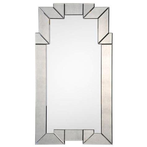 Brighton mirror zinc door