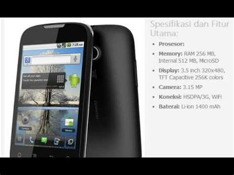 Hp Huawei U8650 harga hp huawei u8650 sonic