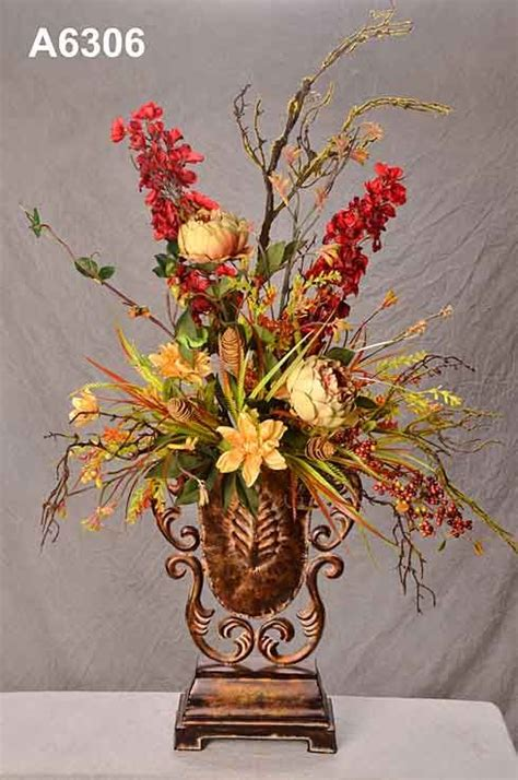 How To Arrange Artificial Flowers In A Large Vase by Pin By Tricia Stanford On Garrry Wheeler Home