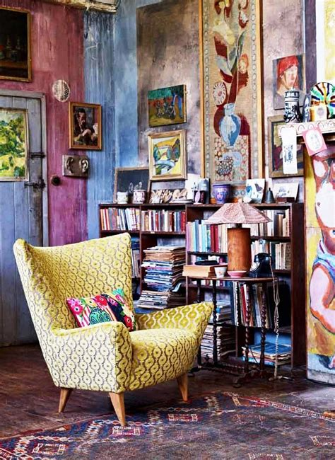 inspiring bohemian homes