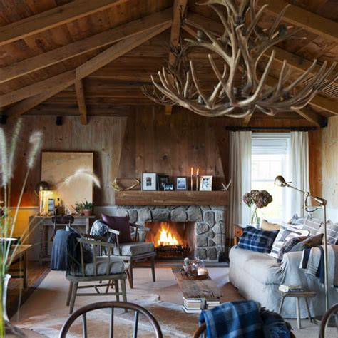 Highland Themed Living Room by Shop The Trend Highland Fling Ideal Home