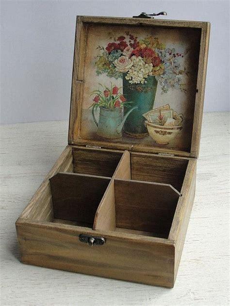 Small Bag Heejou Green Caja best 25 tea bag storage ideas on biscotti
