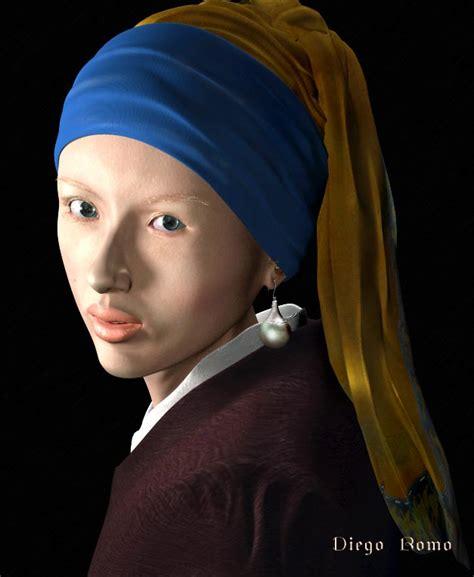 la joven de las 8466321950 la joven de la perla