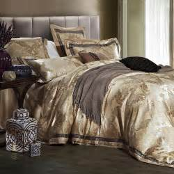 Bedding Sets King Luxury Golden Tribute Silk Comforter Bedding Sets Luxury Satin