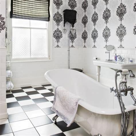 bathroom wall covering ideas 30 bathroom wallpaper ideas shelterness