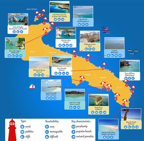 best in puglia best beaches in puglia discover the beaches you cannot