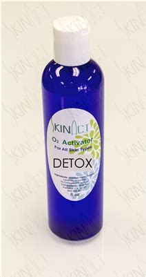 Oxygen Detox by Detox Oxygen Activator Beneficial For Acne Prone Skin